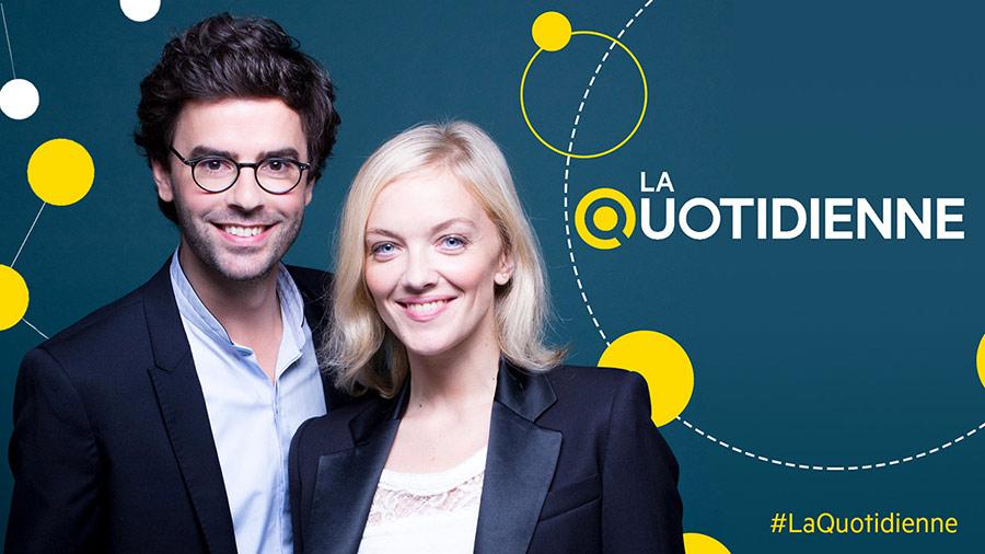LA QUOTIDIENNE, FRANCE 5 - Reportage complet sur We Oui àvoir dans l'émission La Quotidienne sur France 5 datée du 30 septembre 2016.