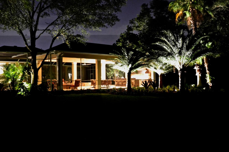 Landscape Lighting Tampa Fl Premier