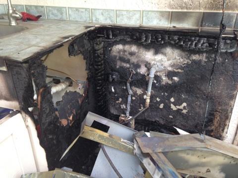 outdoor kitchen fire 3