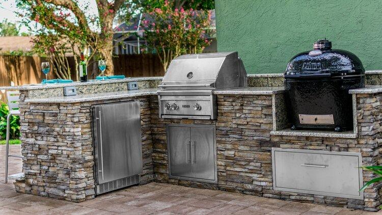 Premier Outdoor Kitchen Tampa Orlando
