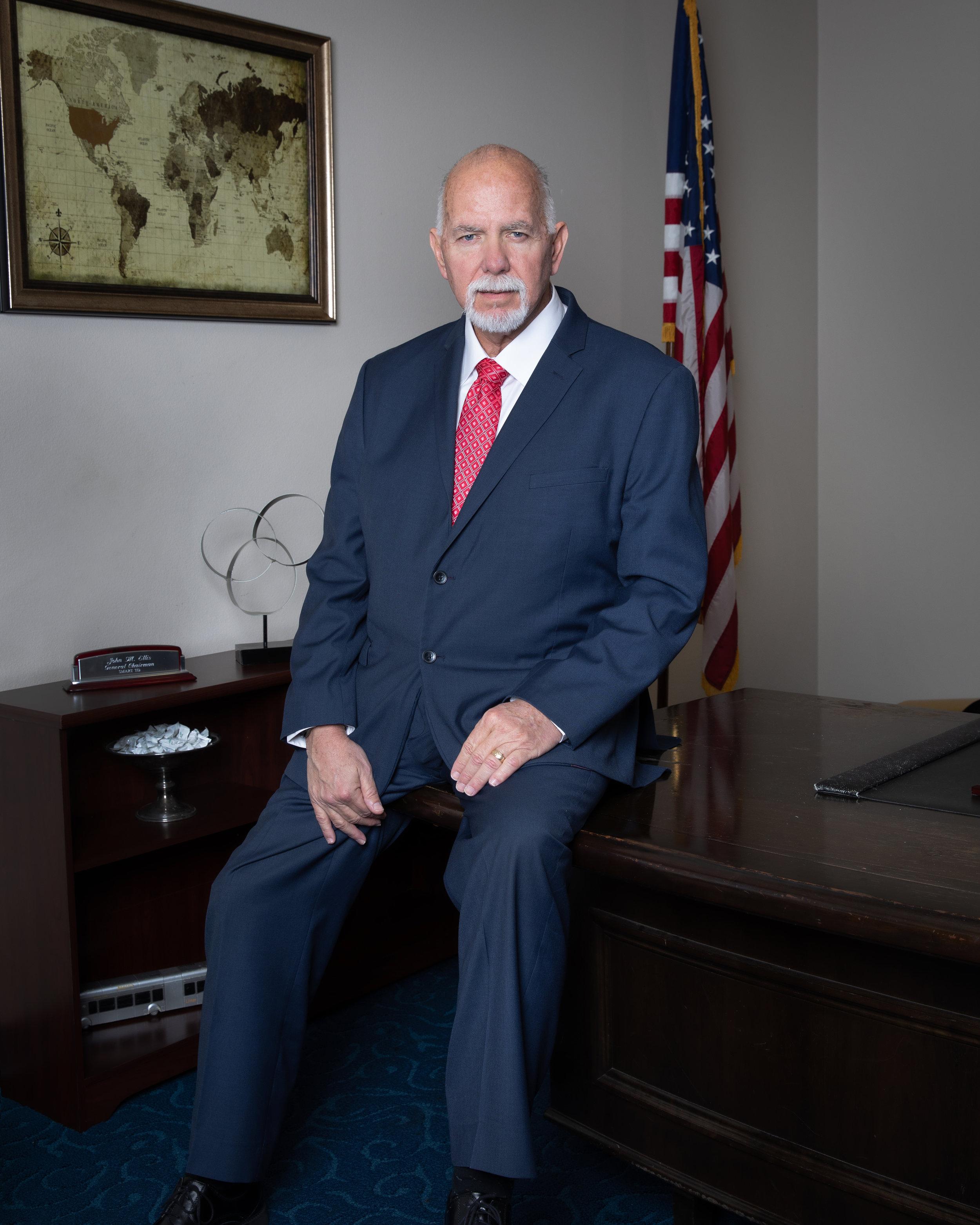 General Chairman of SMART Transportation Union GO-875, John M. Ellis