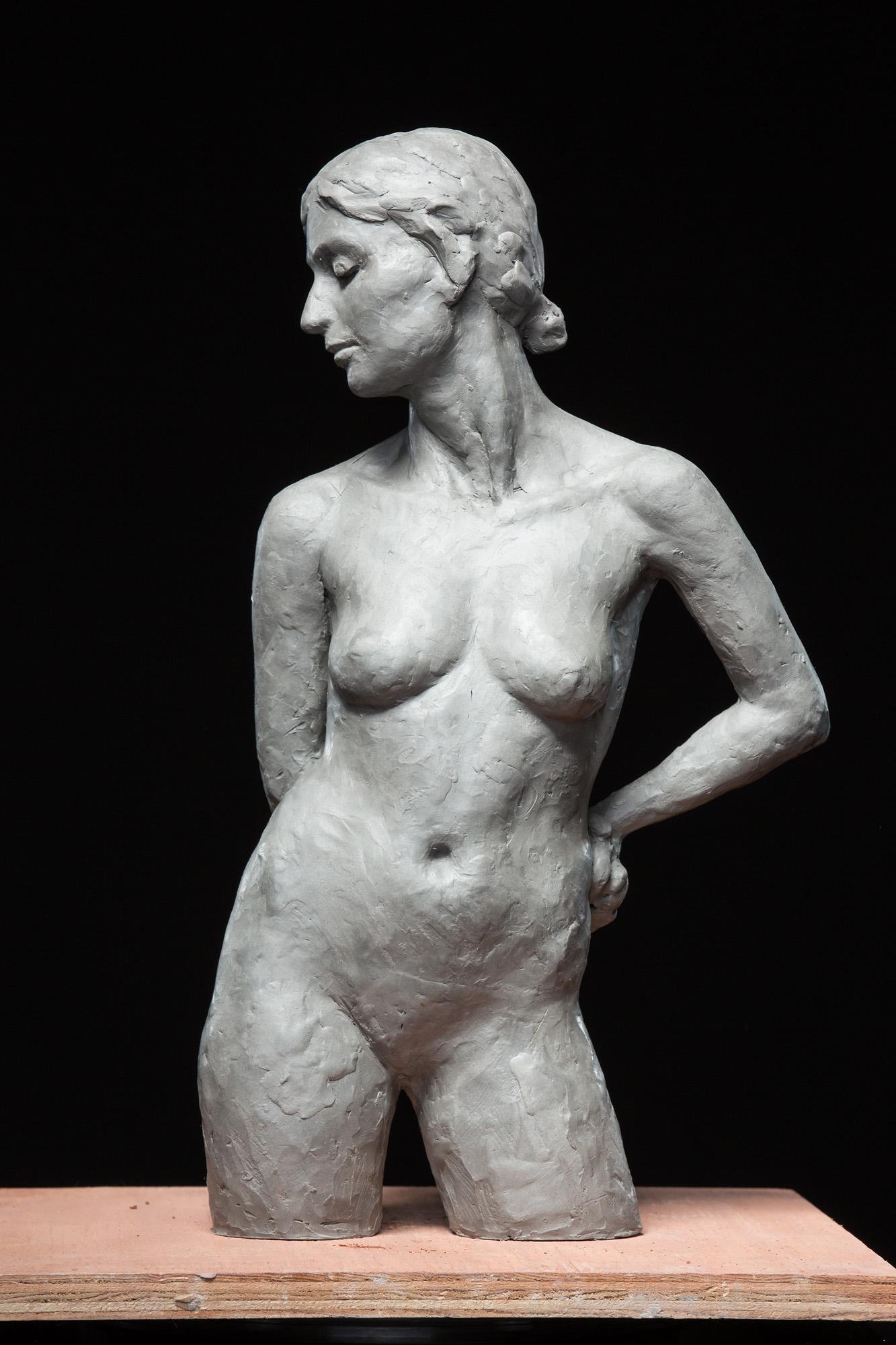Figure Sculpture in Clay
