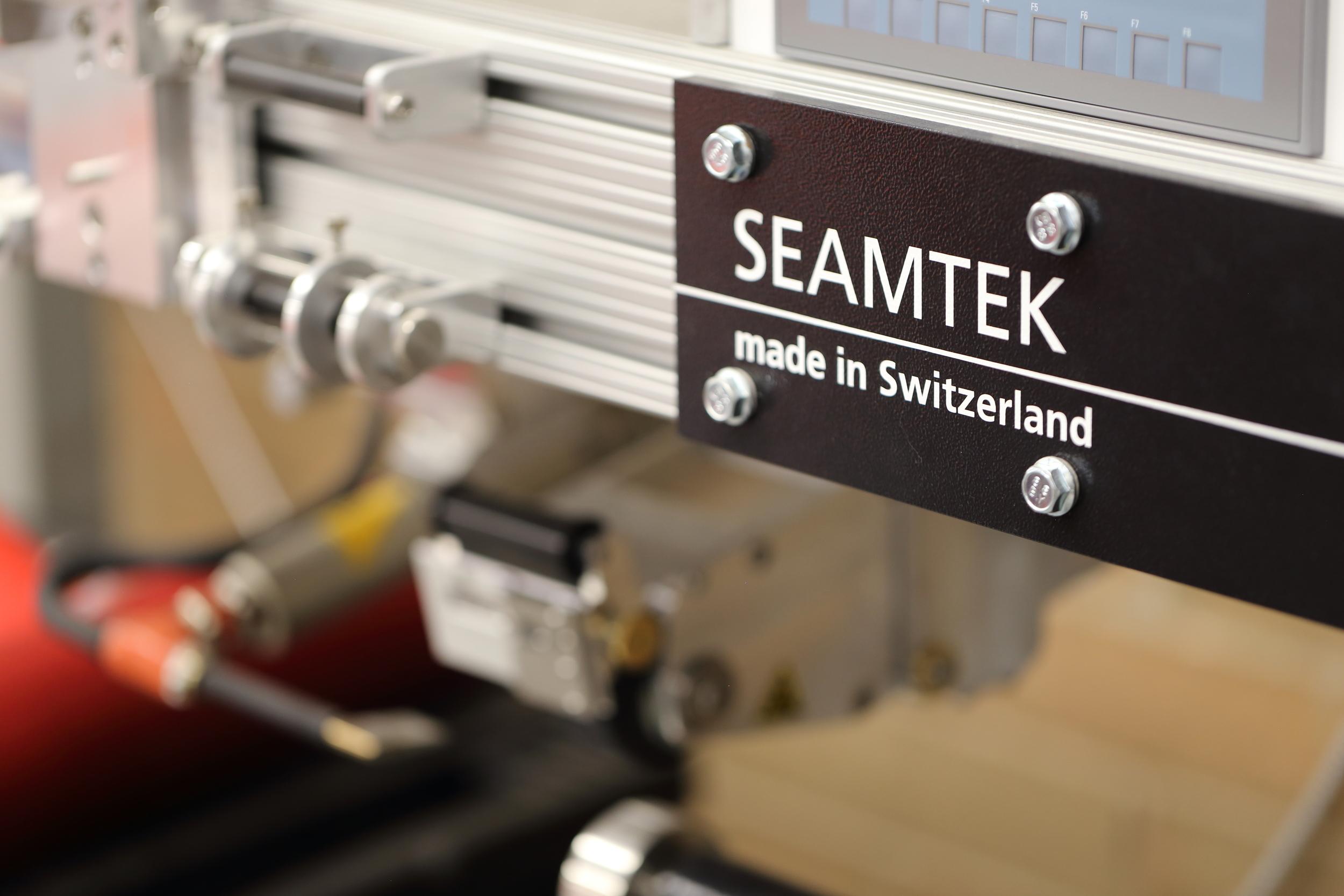 Industrial Seam Welder