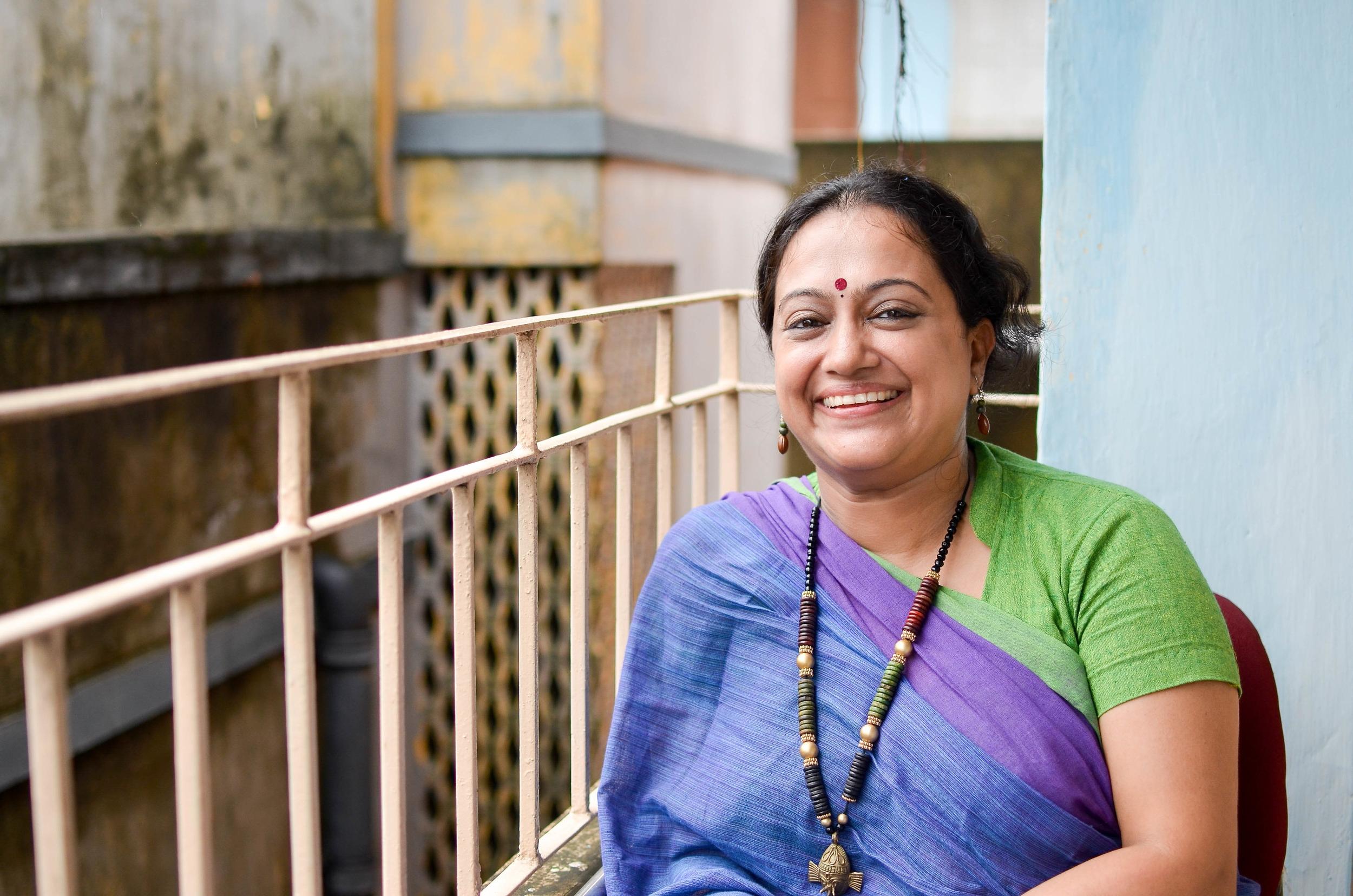Gitali Thakur, Founder of  Maitri Livelihood Services