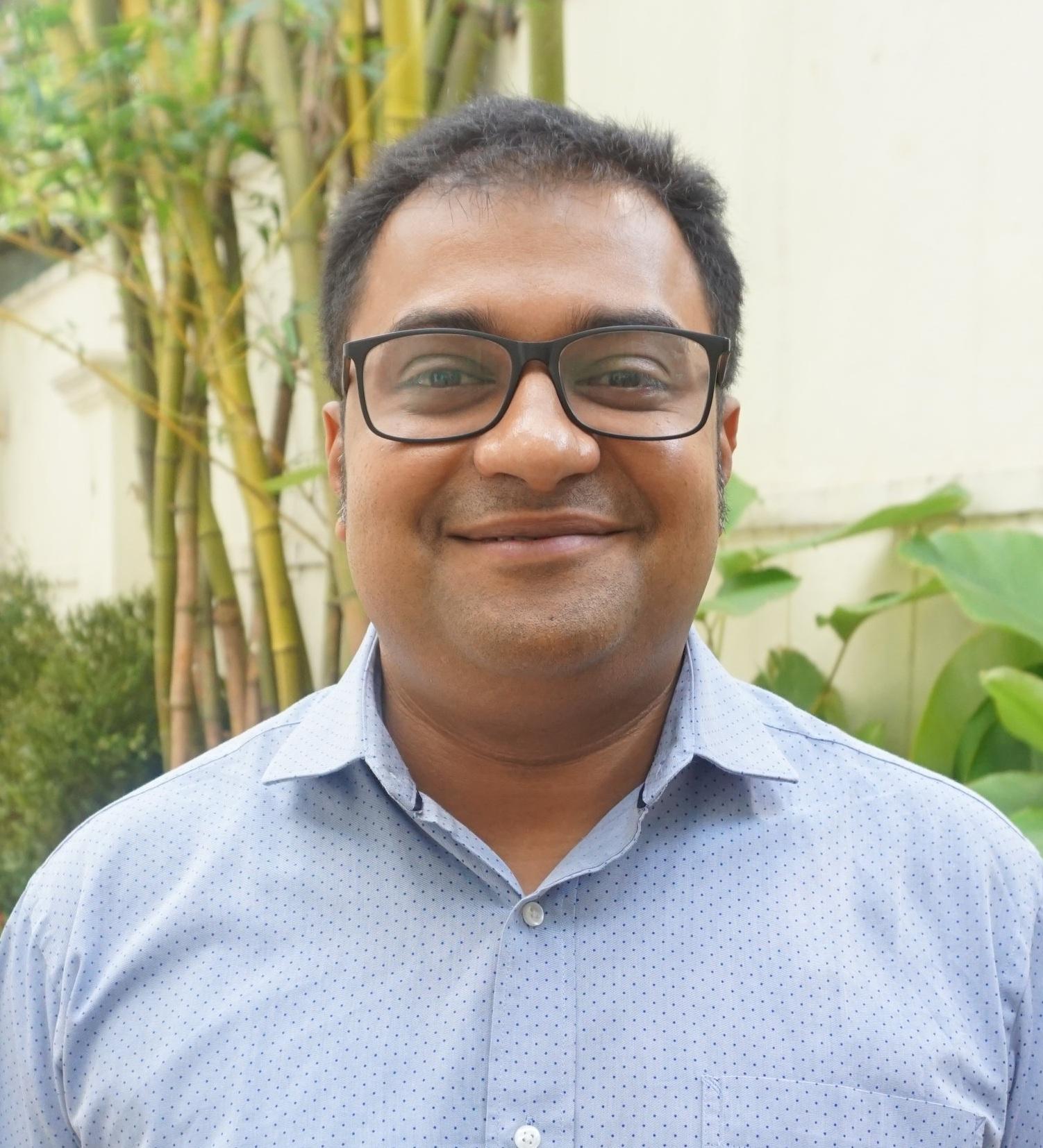 Amit Antony Alex, Upaya's India Country Director