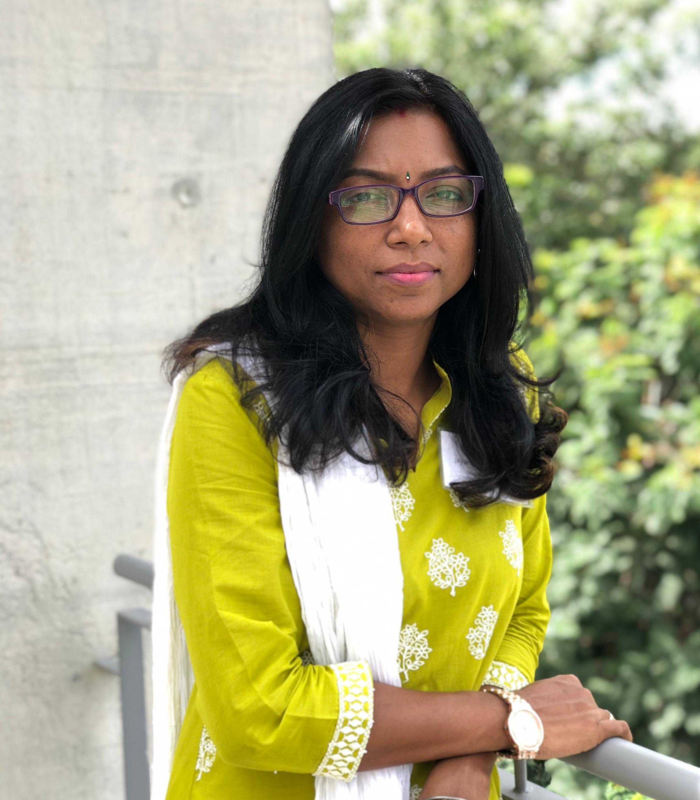Jayanti Mahapatra, founder and CEO of Manikstu Agro