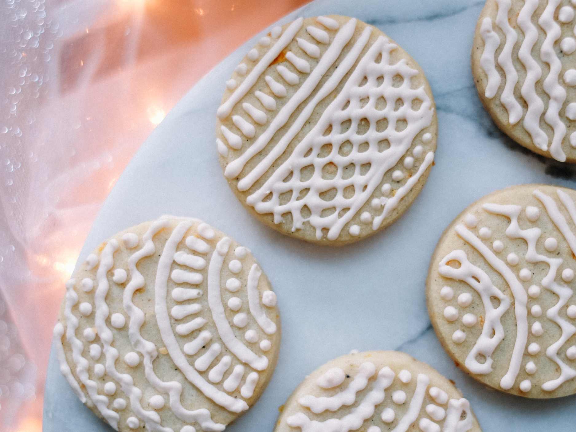 Orange Cardamom Butter Cookies W Angostura Royal Icing Fix Feast Flair