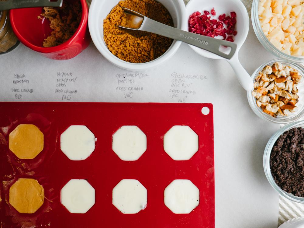 Kitchen Sink Chocolate Gems — Fix Feast Flair