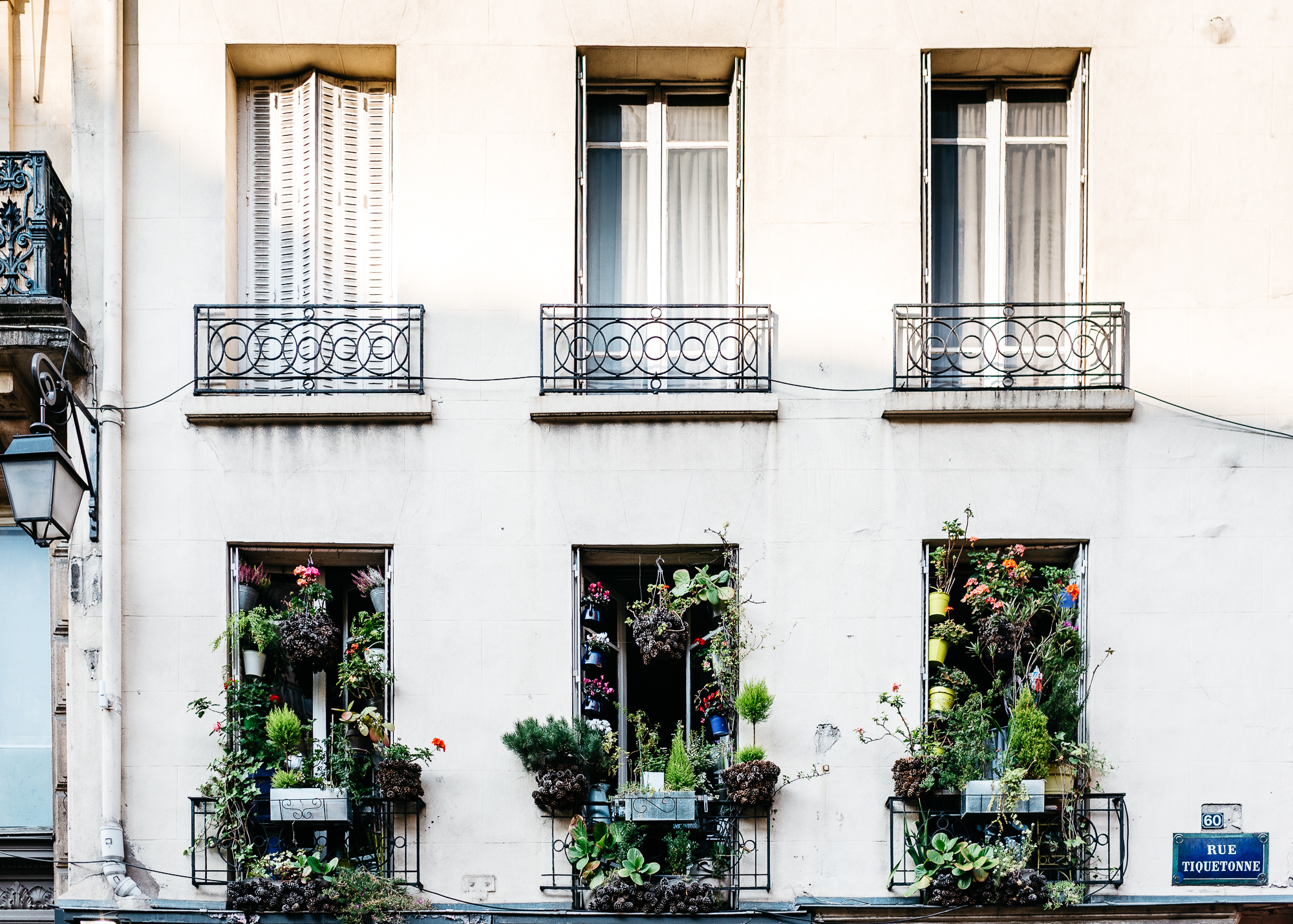 Apartments on Rue Tiquetonne