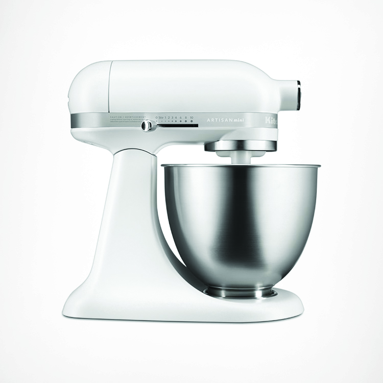 p.p1 {margin: 0.0px 0.0px 0.0px 0.0px; font: 12.0px Helvetica; color: #454545} KitchenAid® Artisan Mini Stand Mixer