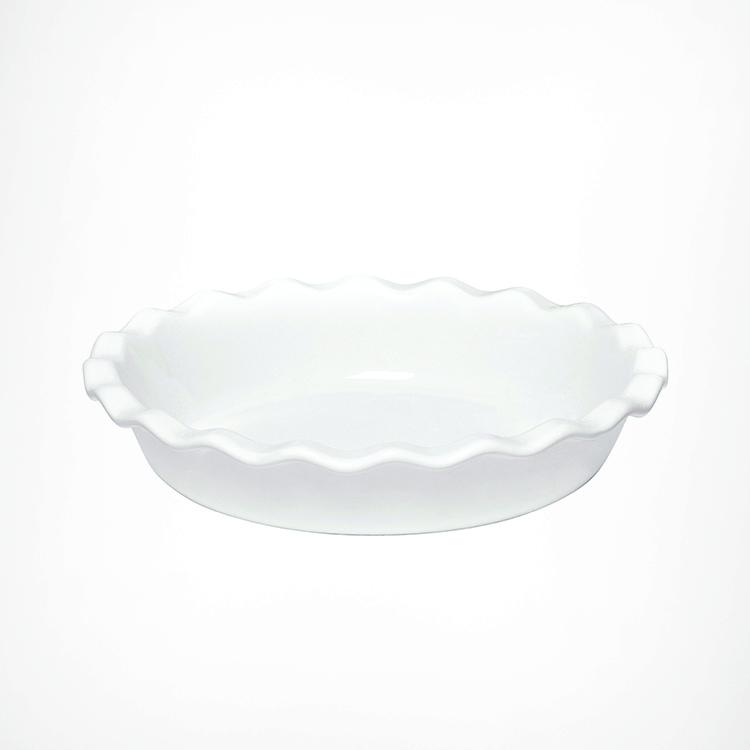 p.p1 {margin: 0.0px 0.0px 0.0px 0.0px; font: 12.0px Helvetica; color: #454545} Emile Henry 9-inch Pie Dish