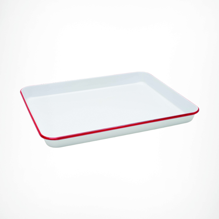 p.p1 {margin: 0.0px 0.0px 0.0px 0.0px; font: 12.0px Helvetica; color: #454545} Crow Canyon Home Jelly Roll Pan Tray