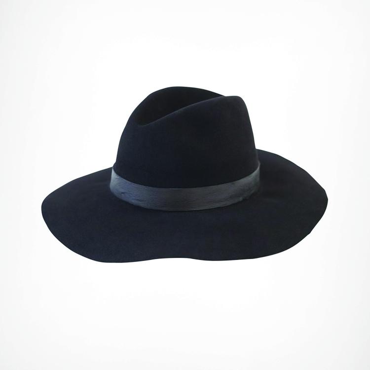Janessa Leone Vincent Felt Hat