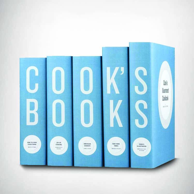 Juniper Books Cook's Books Set