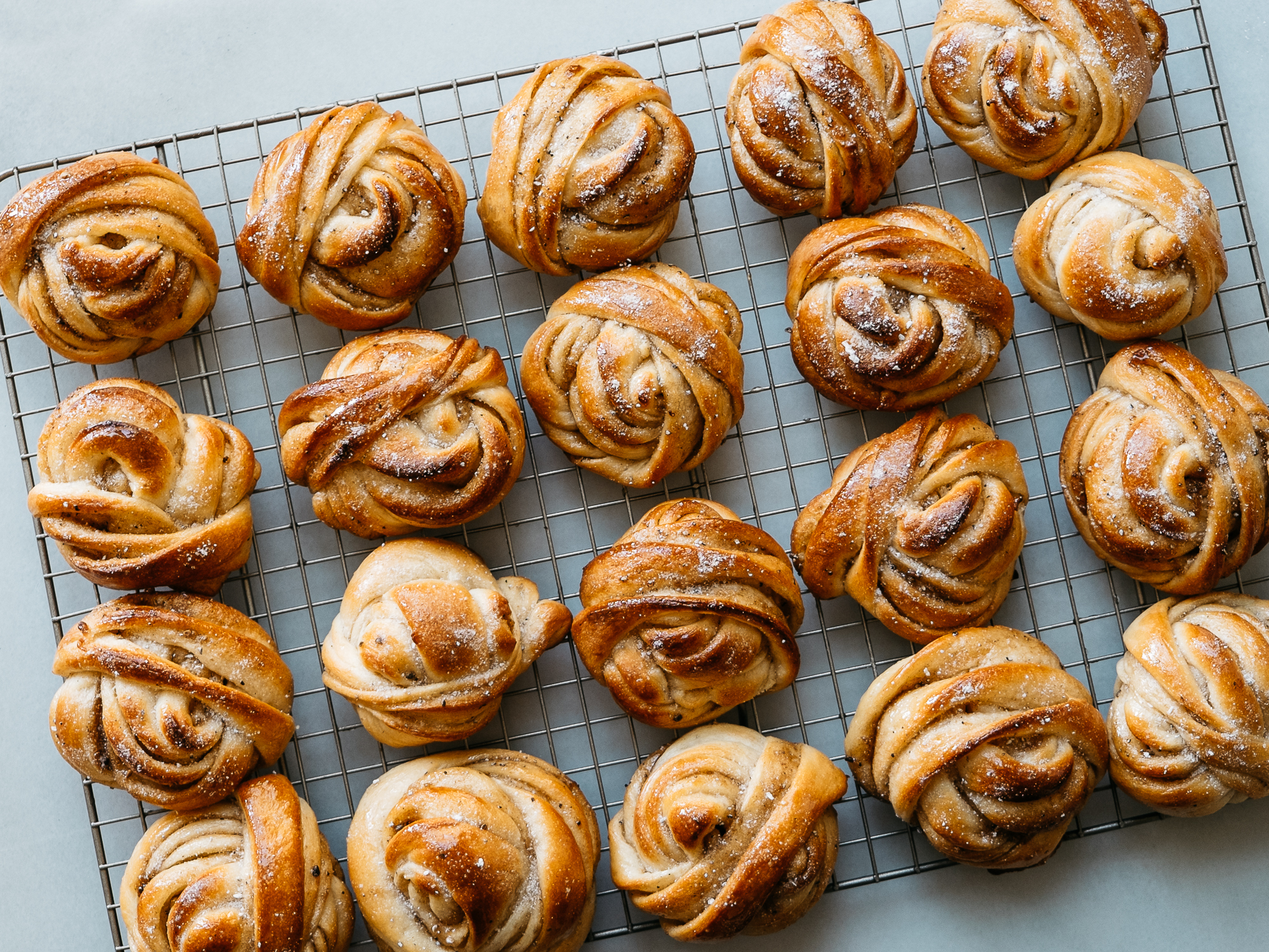 Swedish Cardamom Rolls Kardemummabullar Fix Feast Flair