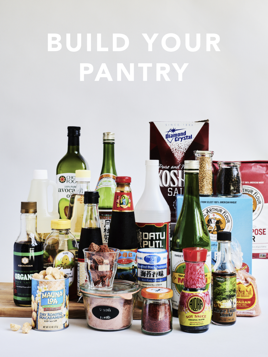 Track down those hard to find pantry items online    here!