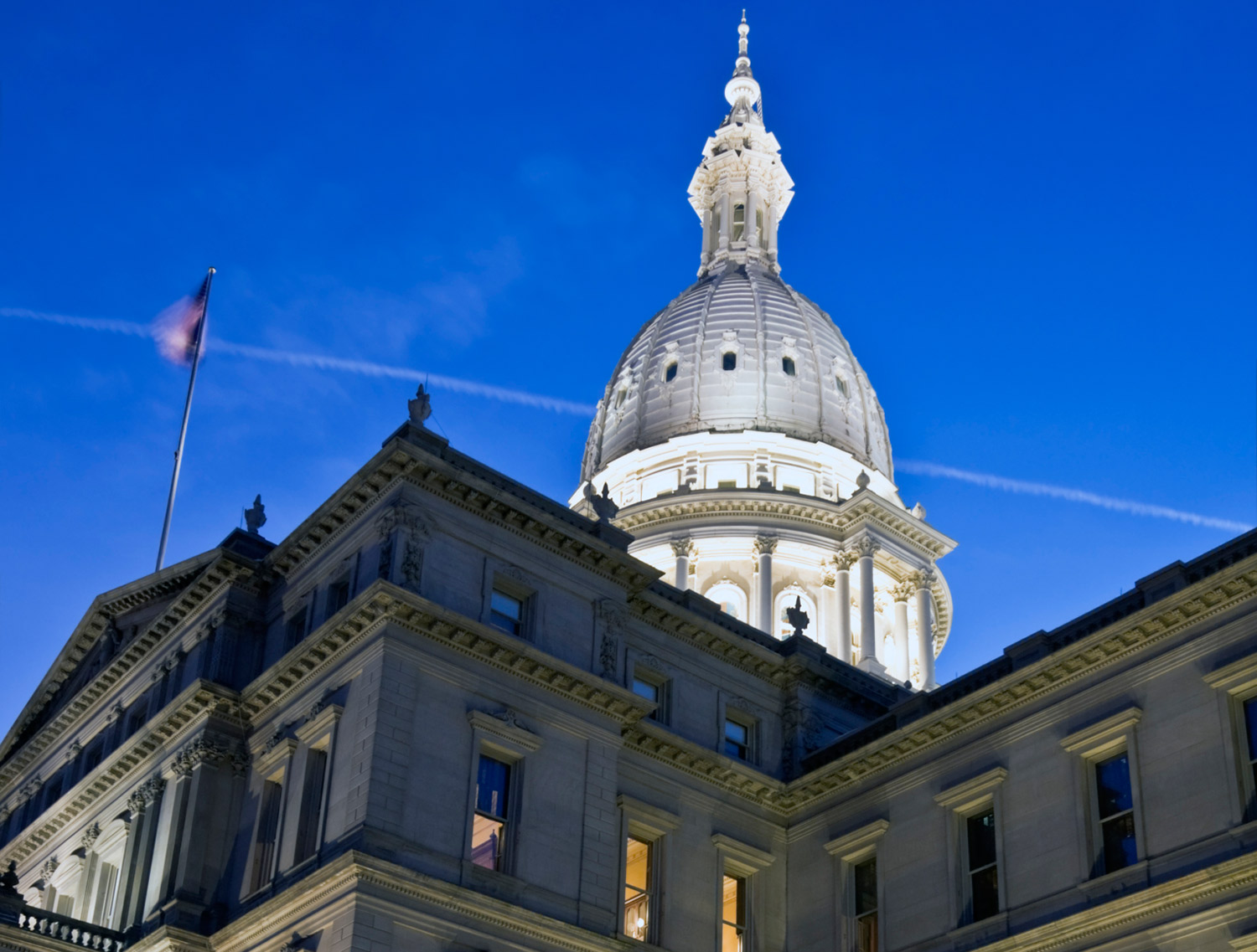 Navigating State Government   We open doors to create opportunities     Learn More