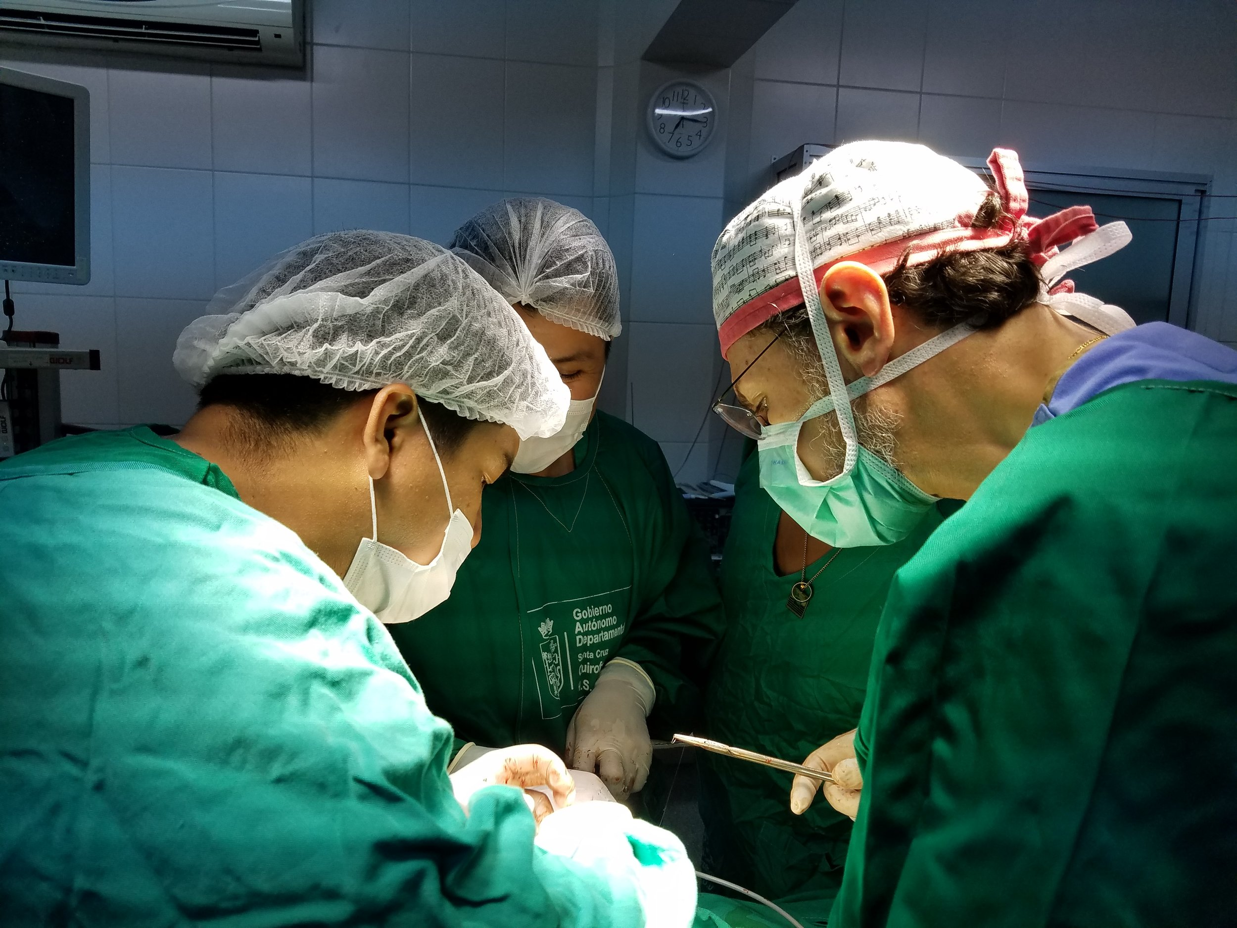 General Surgery Mission Trip