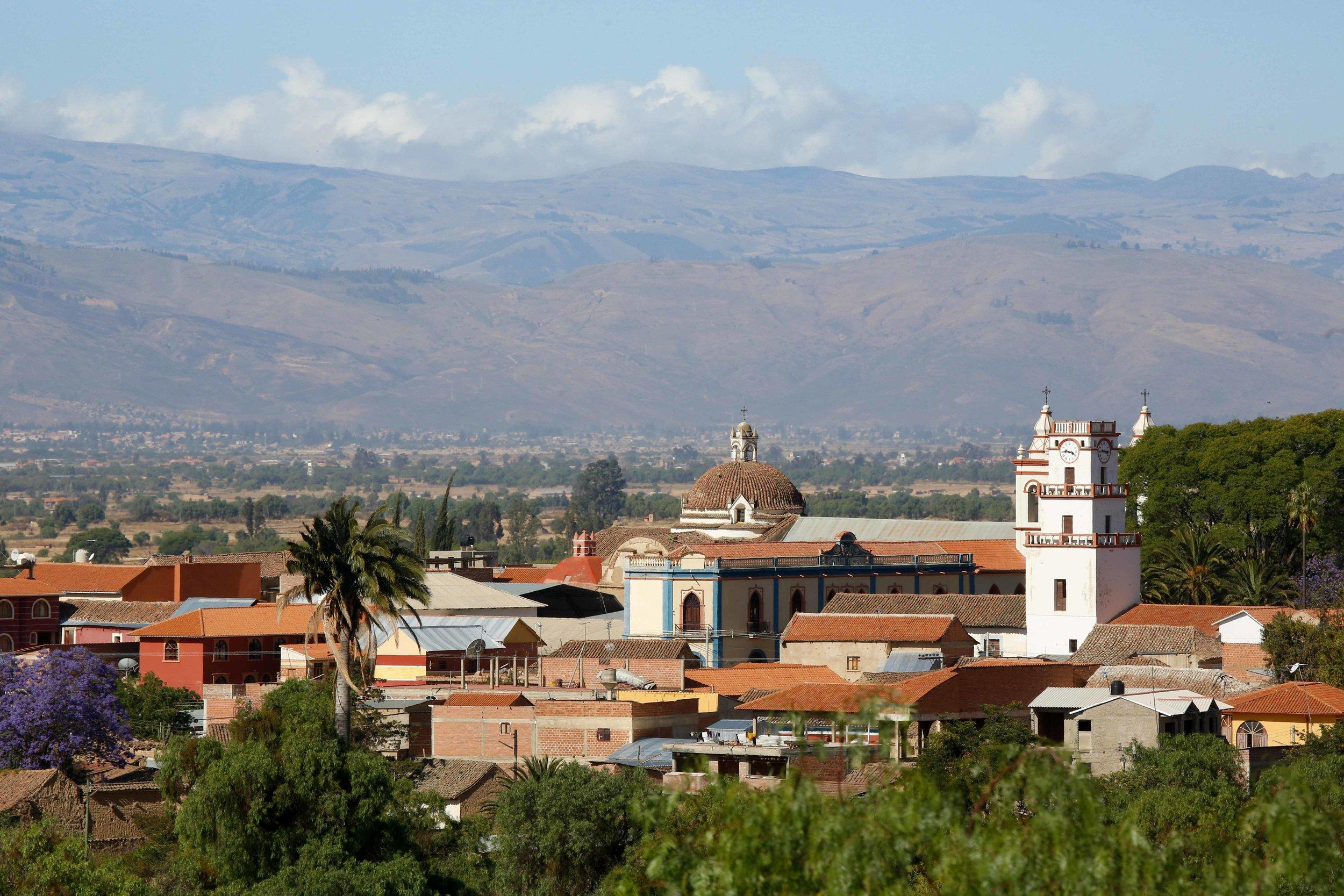 Tarata, Boliva