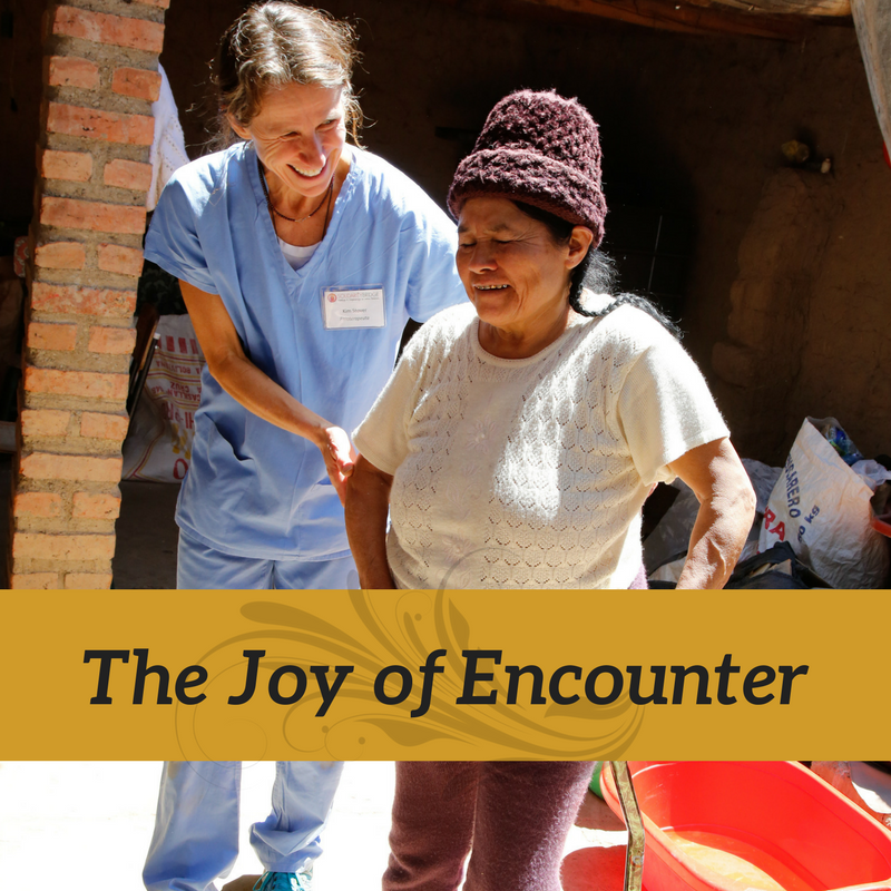The Joy of Encounter