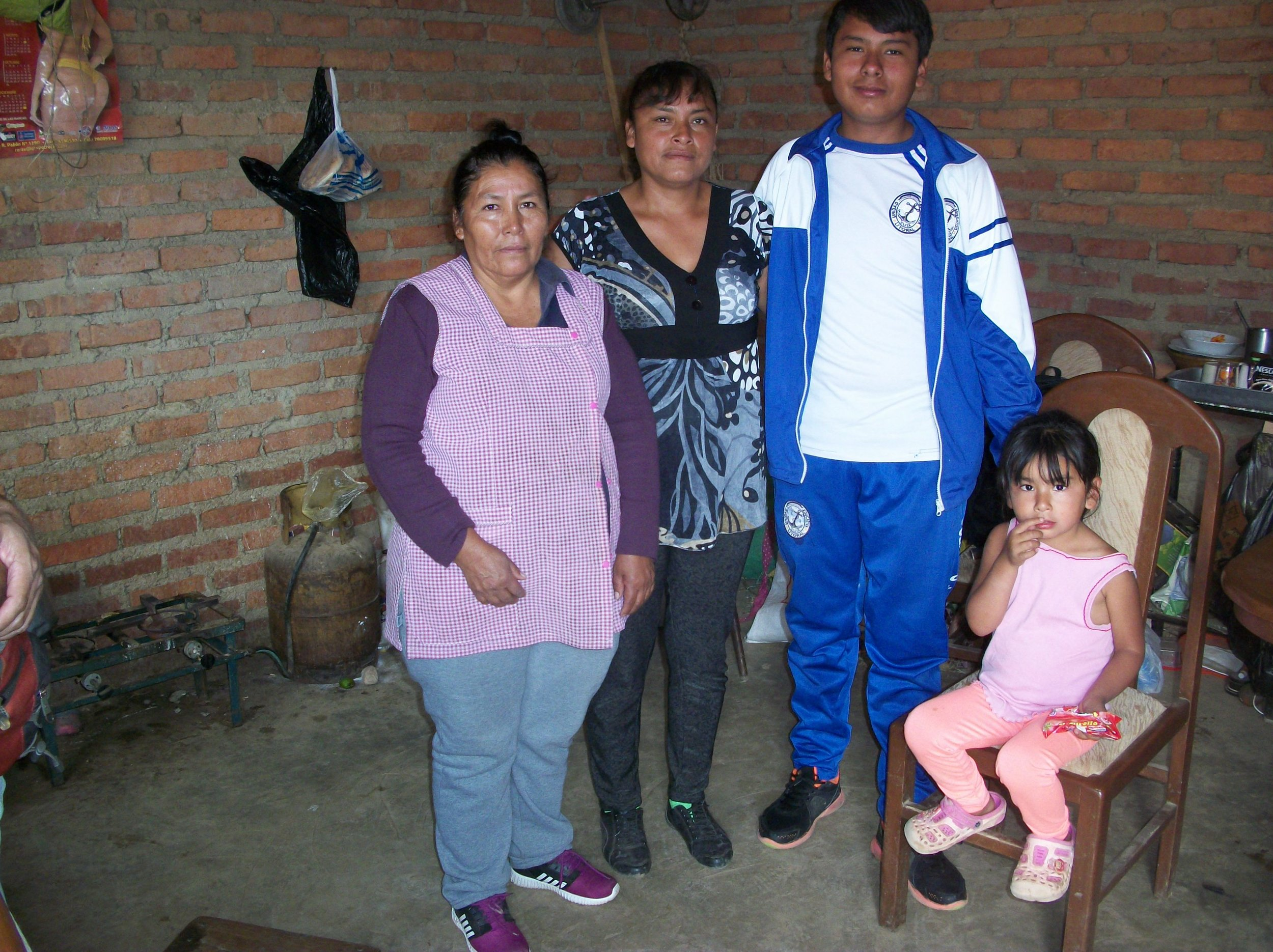 Luis, 14 - Luis's family was shocked to learn that their tall and active 14-year-old urgently needed a pacemaker to manage a previously-undiagnosed congenital heart defect. Luis is thrilled to be back at school and helping care for his little sisters since receiving his new pacemaker.