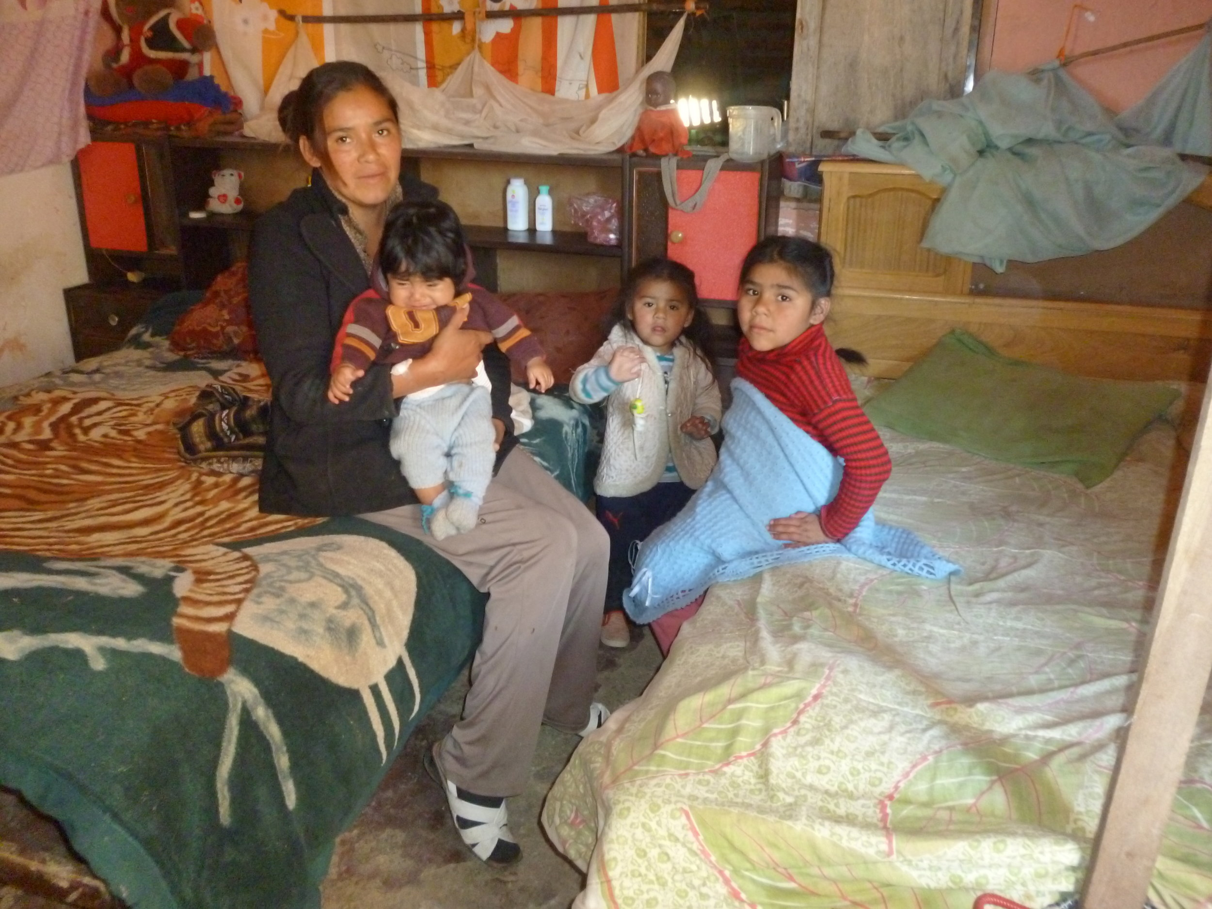 Norma, 36 - Norma, a mother of five, received her first pacemaker at the age of 26. Ten years later the battery was depleted, but her family could not afford to replace it. Thanks to the Solidarity Bridge Pacemaker Program, Norma is back to chasing toddlers and to laying the bricks for her own house alongside her husband.