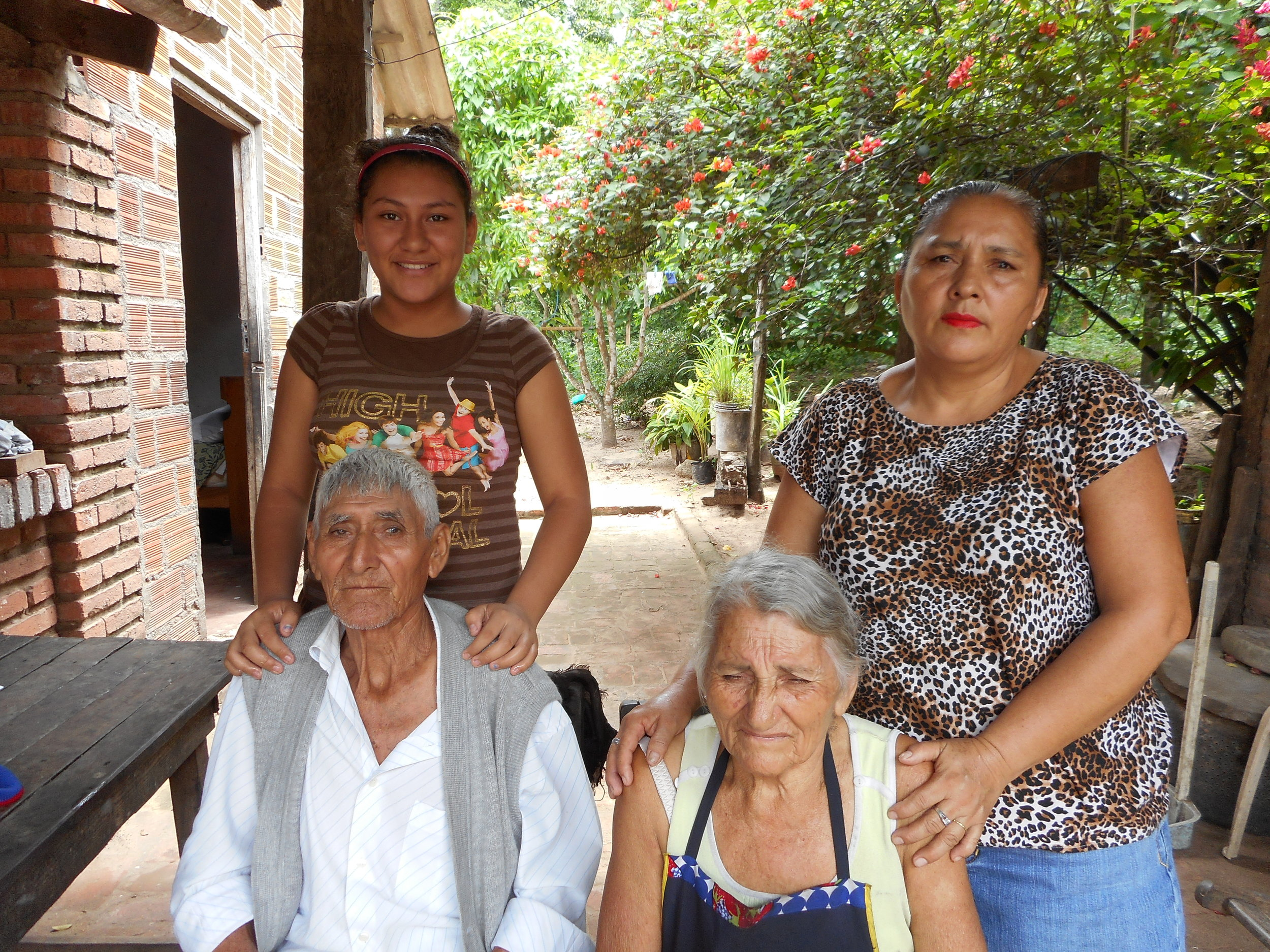 Santiago, 79 - At 79, Santiago took pride in his work as a landscaper and in his ability to sustain himself and his wife, Domitila, who is blind. But in late 2016, heart trouble started to keep him home. Although his children stepped in to help pay the bills, Santiago was eager to regain his independence so that they could focus on their own young families. Since receiving his implant, Santiago is back to tending the lawns at a local housing complex.