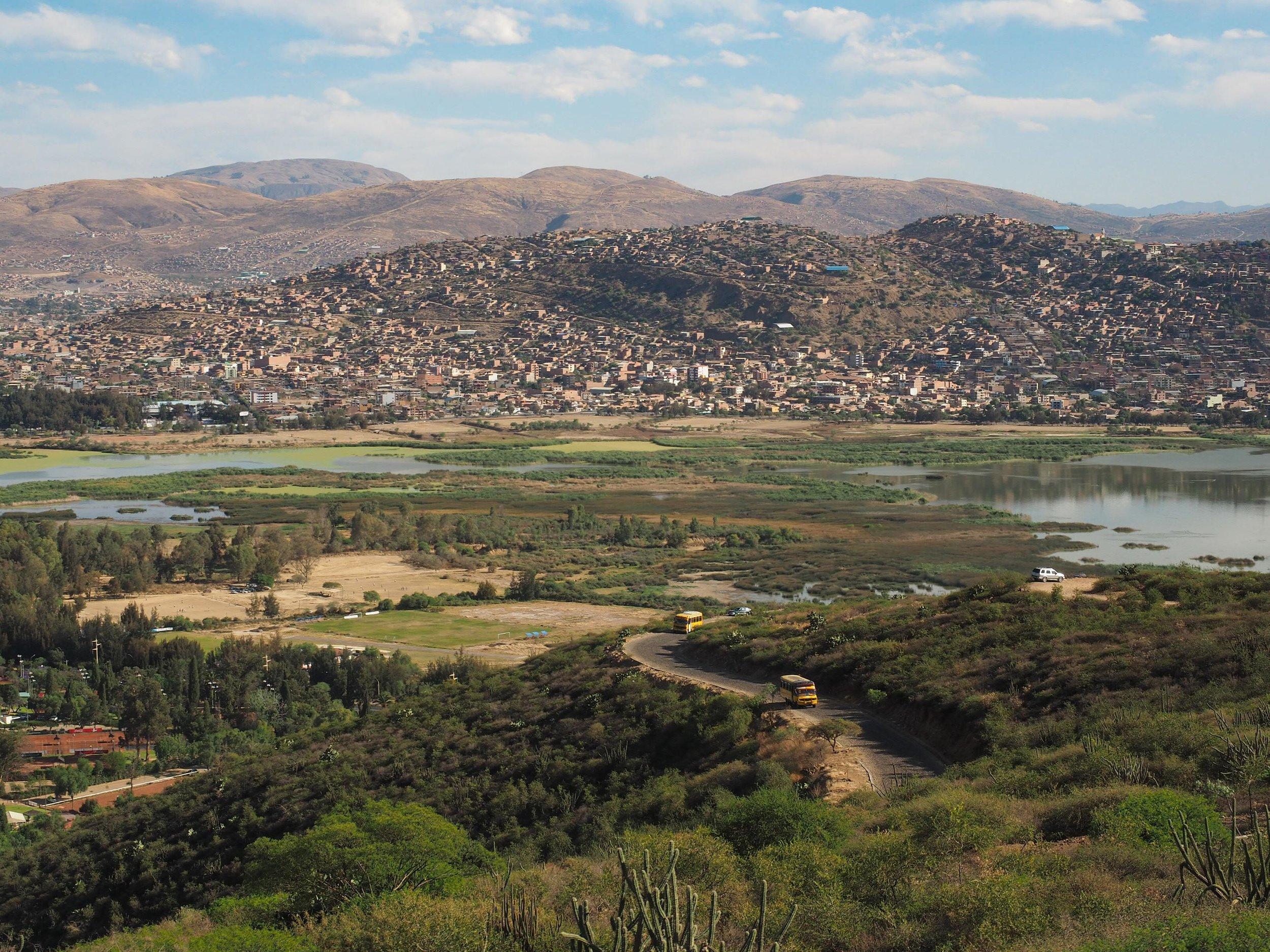 Springtime in Cochabamba