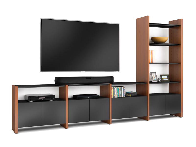 SEMBLANCE  ® 5454-GH    OVERALL DIMENSIONS:    79.5H x 130.25W x 16.5D in   202H x 331W x 42D cm