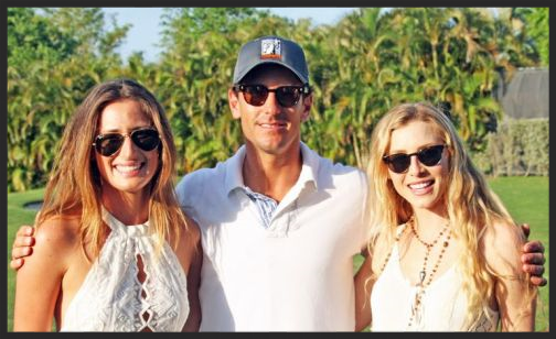 Jessica Springsteen, Nic Roldan, and Paige Bellissimo. Photo by Alex Pacheco.