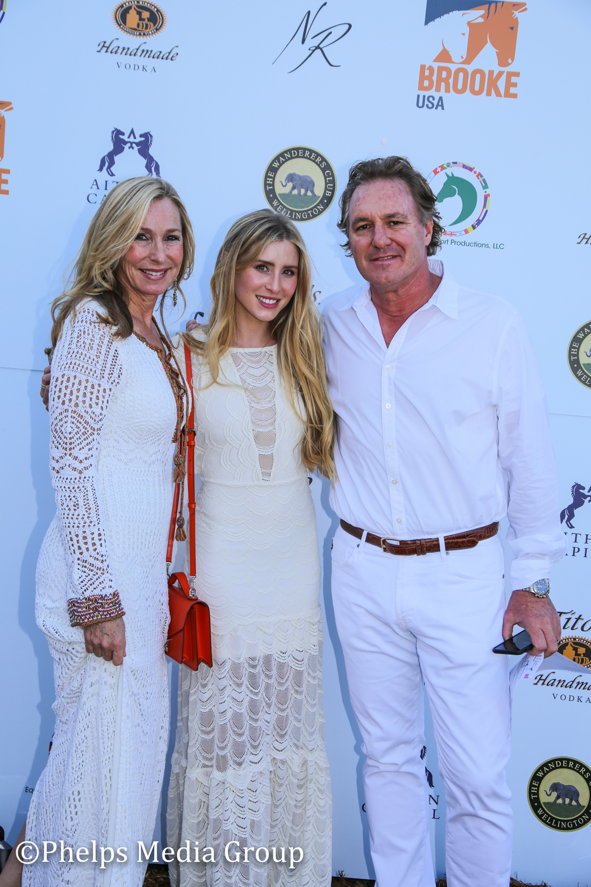 The Bellissismo Family; Nic Roldan's 2nd Annual Sunset Polo & White Party, FL, by Phelps Media.jpg