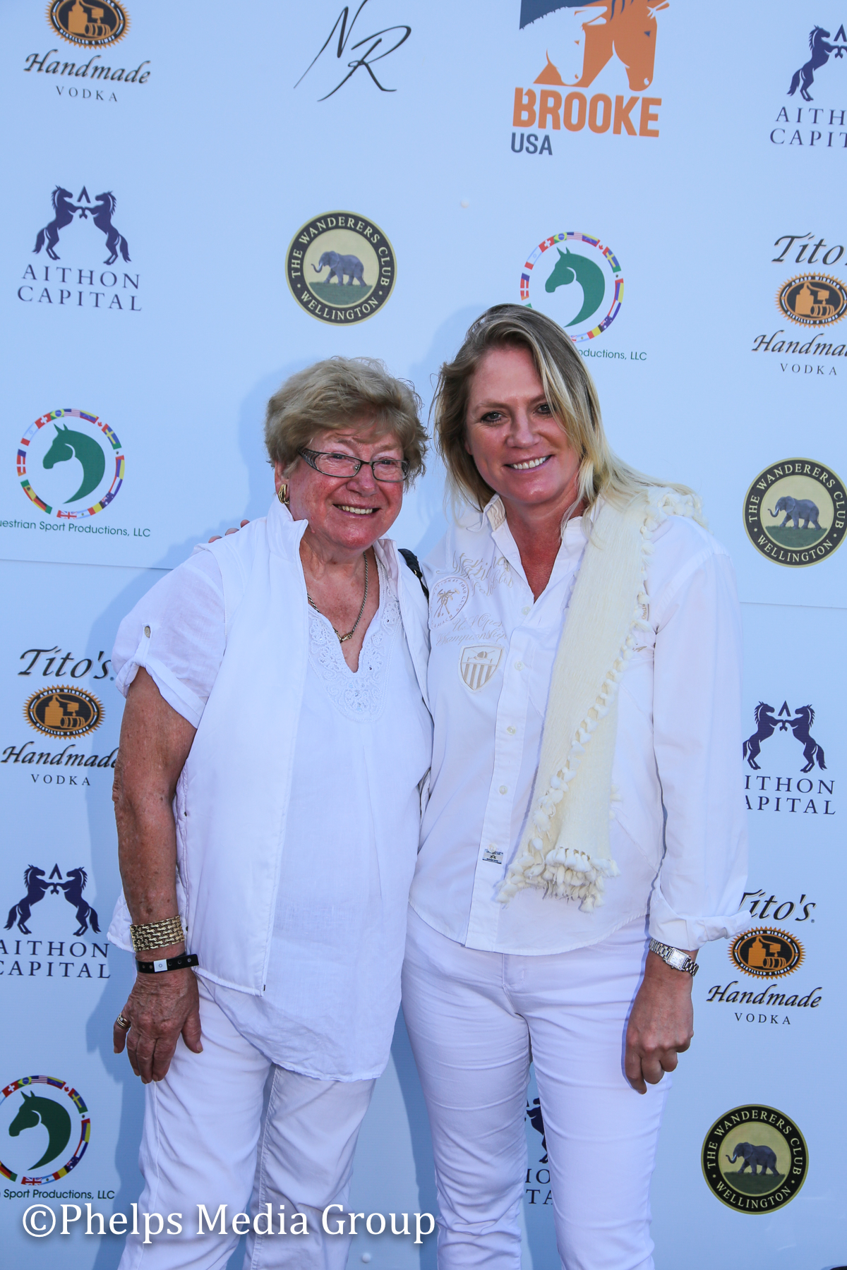 Angenita and Ank Grande; Nic Roldan's 2nd Annual Sunset Polo & White Party, FL, by Phelps Media.jpg