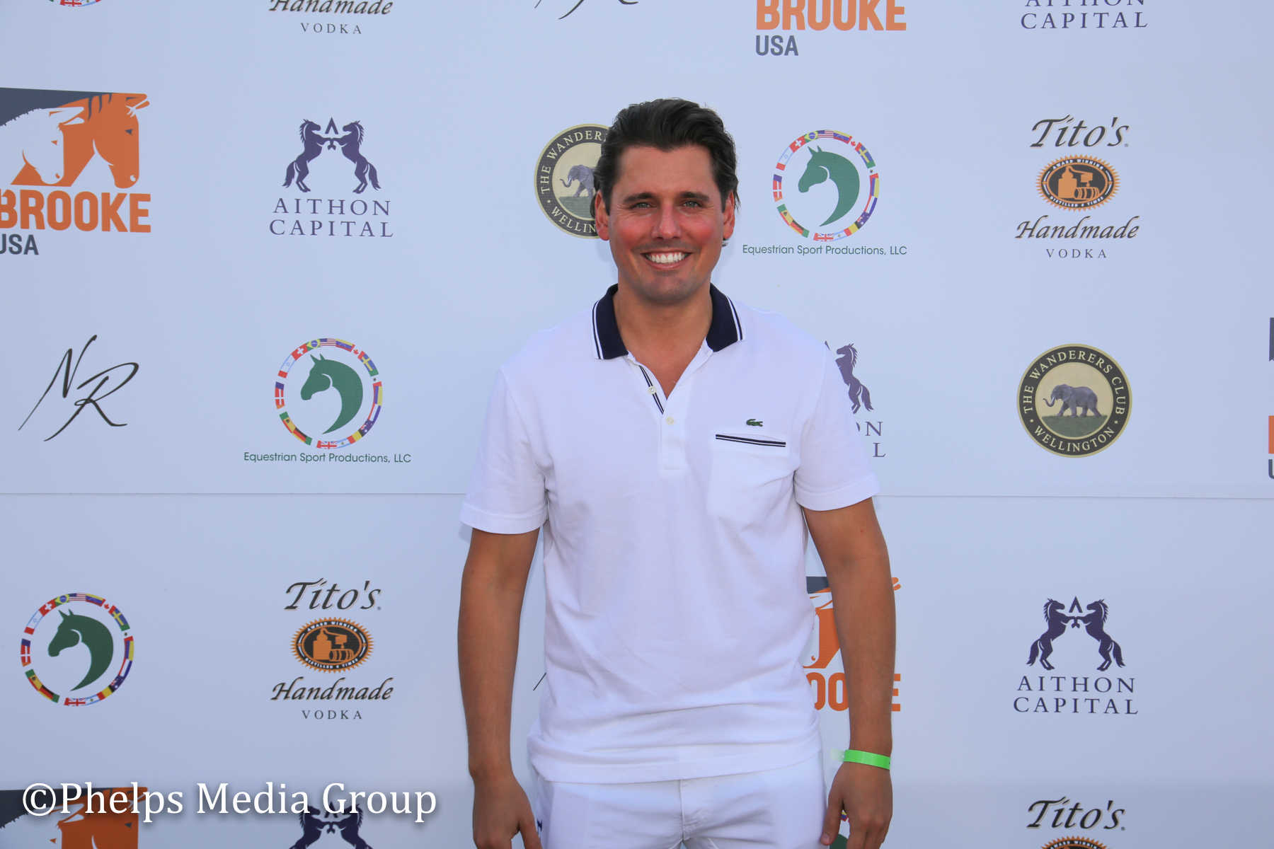 Eric Amat; Nic Roldan's 2nd Annual Sunset Polo & White Party, FL, by Phelps Media.jpg