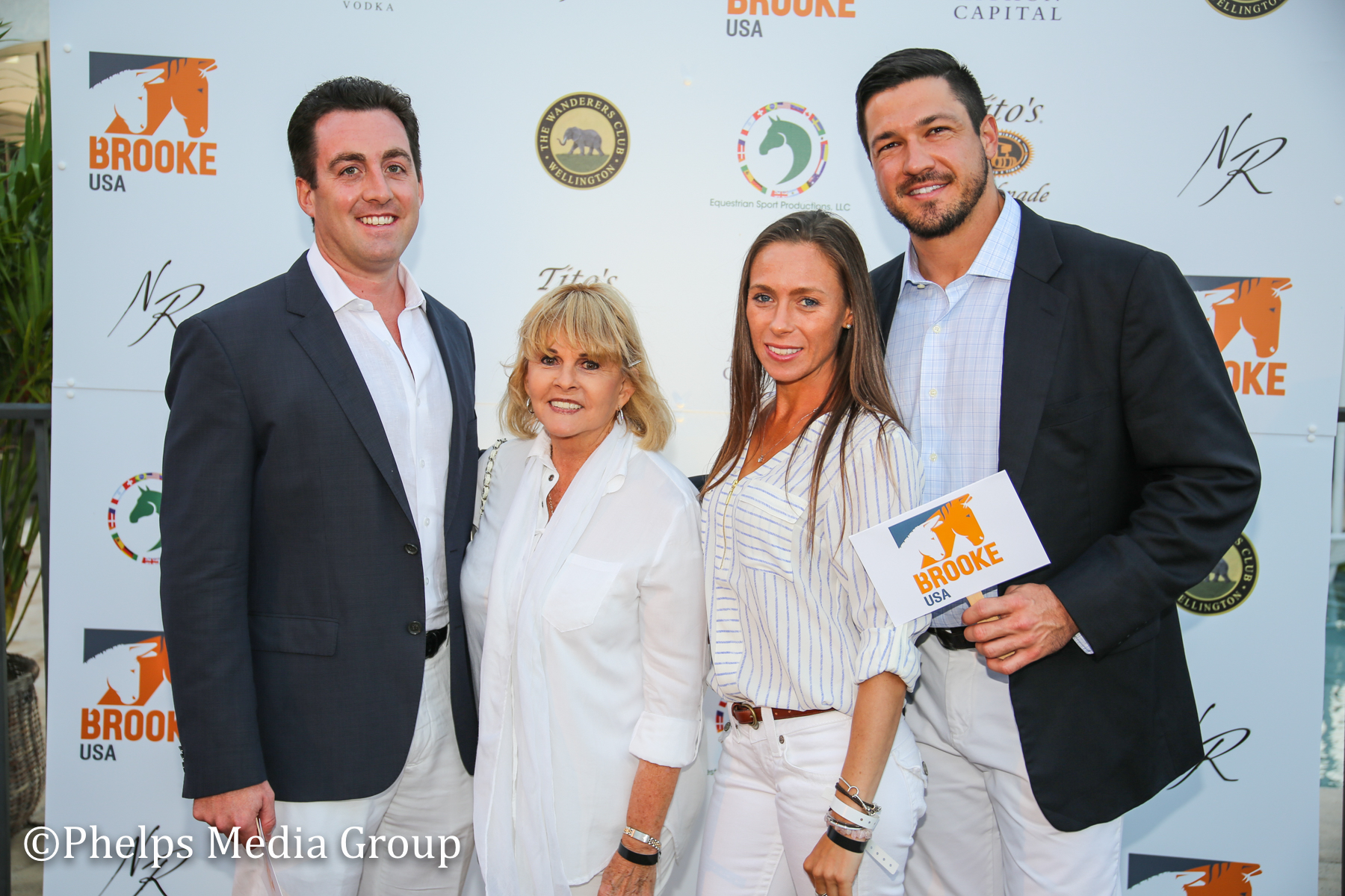 Jeanie Burton and Friends; Nic Roldan's 2nd Annual Sunset Polo & White Party, FL, by Phelps Media.jpg