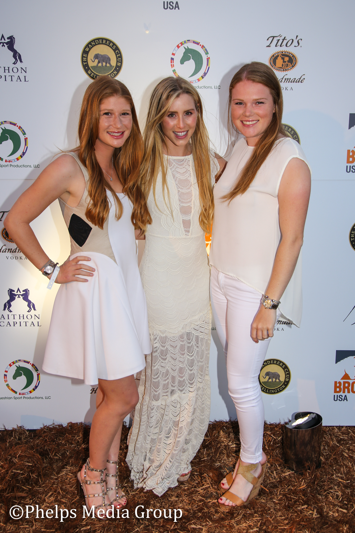 Jennifer Gates Paige Bellissimo and Taylor Alexander; Nic Roldan's 2nd Annual Sunset Polo & White Party, FL, by Phelps Media (1).jpg