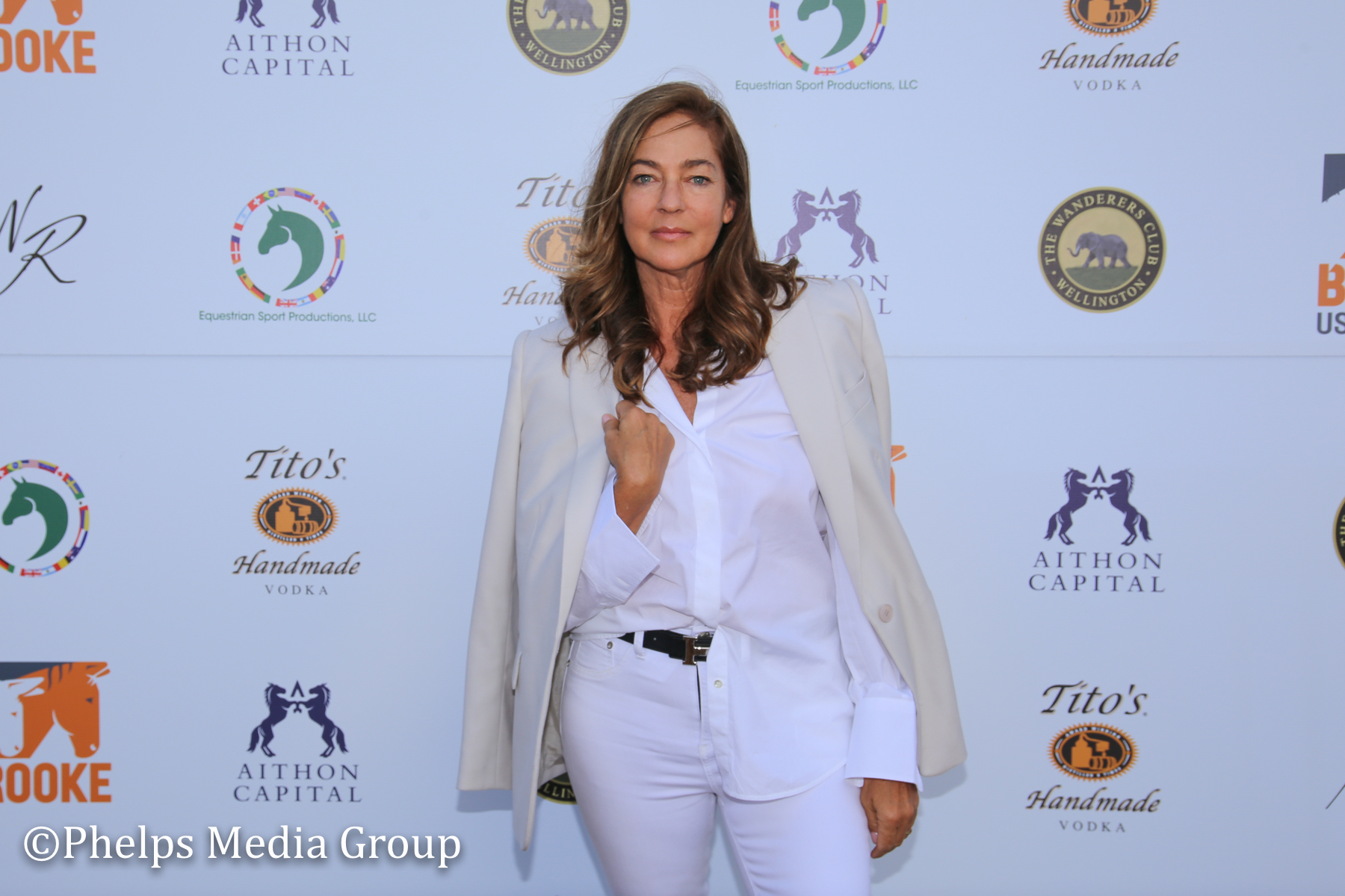 Kelly Klein; Nic Roldan's 2nd Annual Sunset Polo & White Party, FL, by Phelps Media.jpg