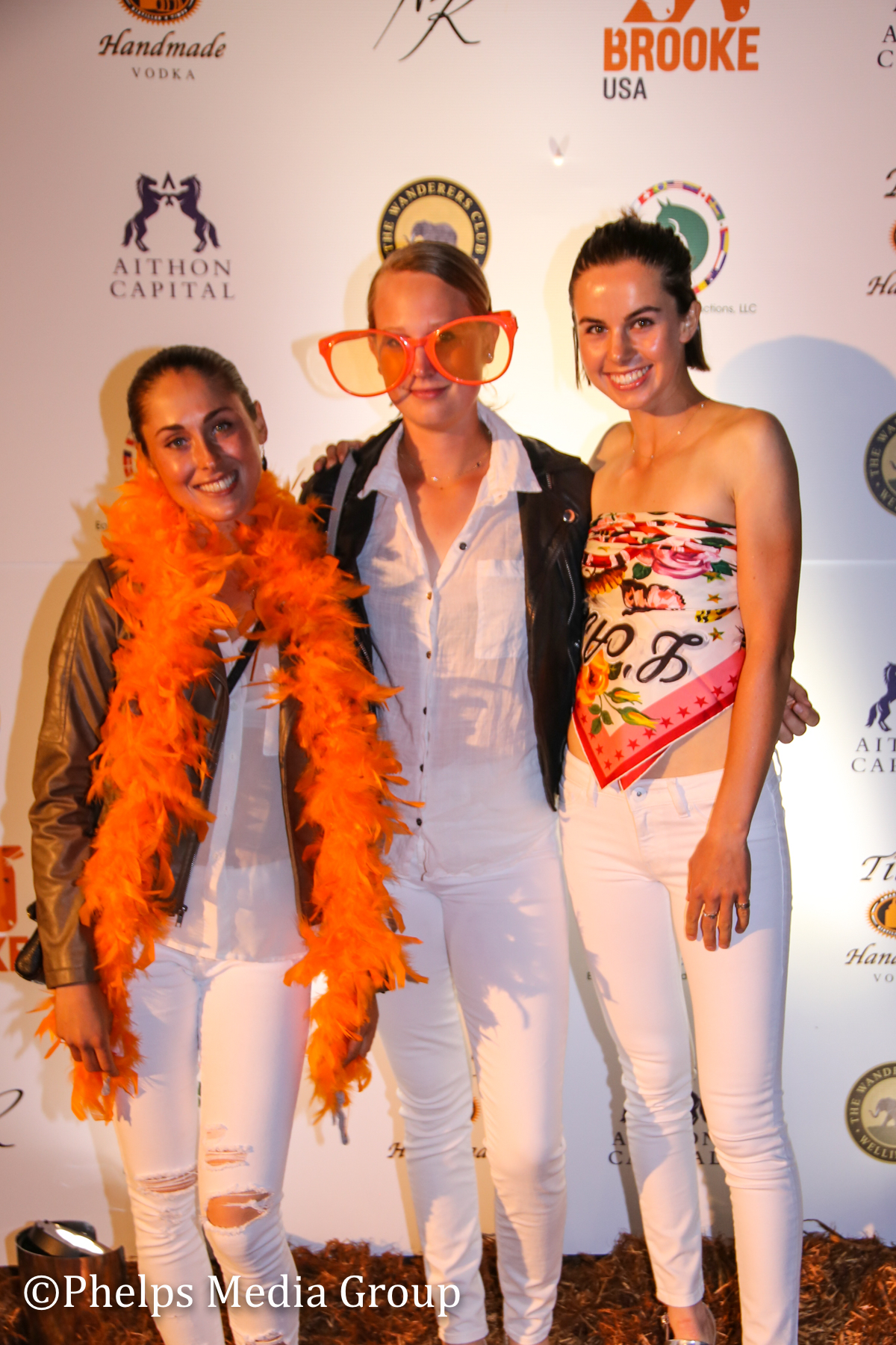 Letimonier Sisters; Nic Roldan's 2nd Annual Sunset Polo & White Party, FL, by Phelps Media.jpg