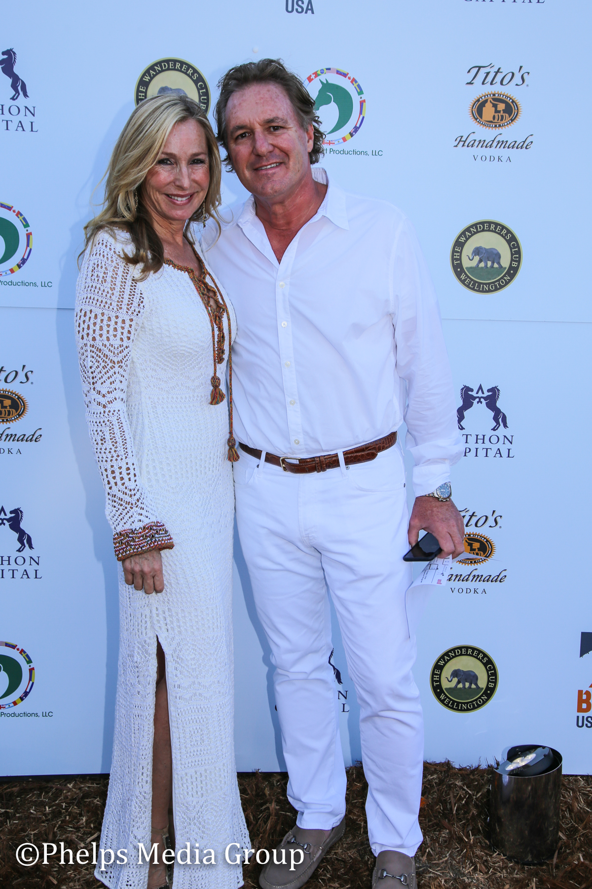 Mark and Katherine Bellissimo; Nic Roldan's 2nd Annual Sunset Polo & White Party, FL, by Phelps Media (1).jpg