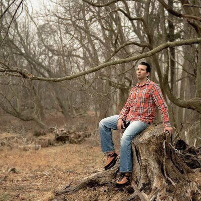 Donald Trump Jr. contemplating hunting