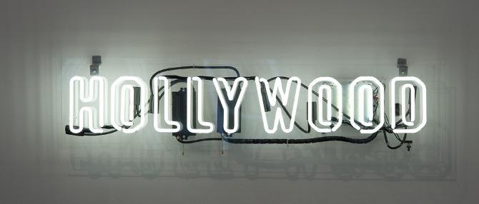 Jow- Hollywood- 2011 Edition of 3 Neon 10- x 42- x 6-  .jpg