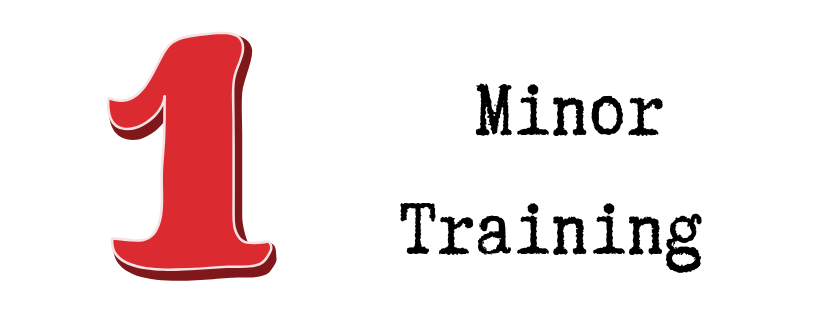 1. Minor Training.png