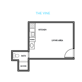 The Vine Floorplan