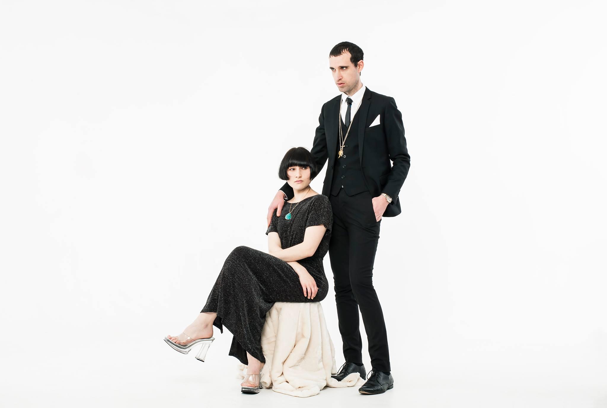 Jimi Kritzler and Tara Green as White Hex