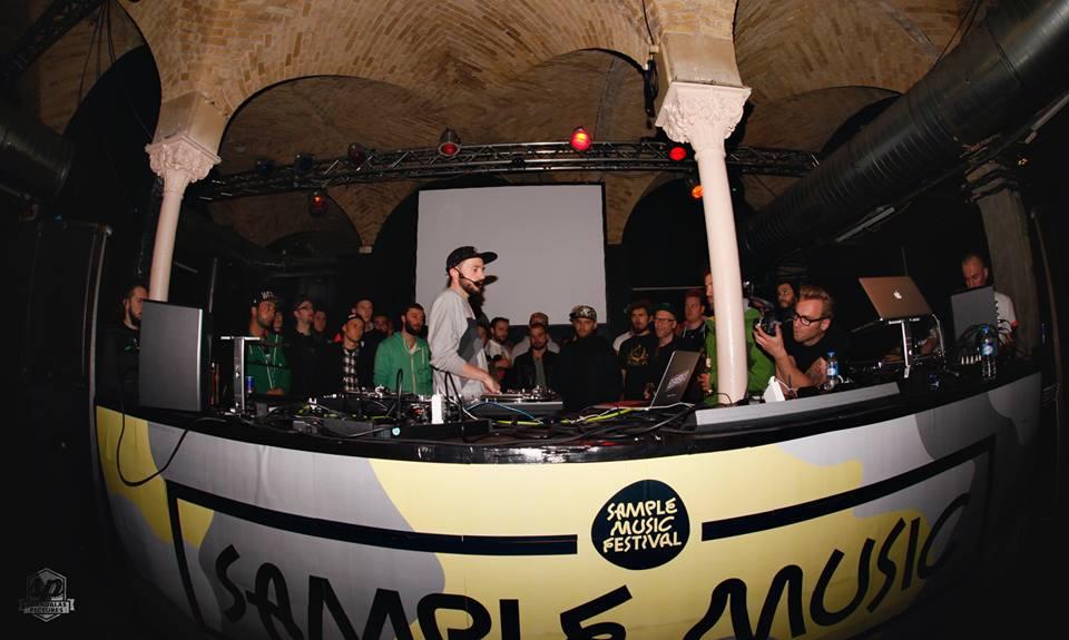 ESKEI83 at Sample Music Festival 2015