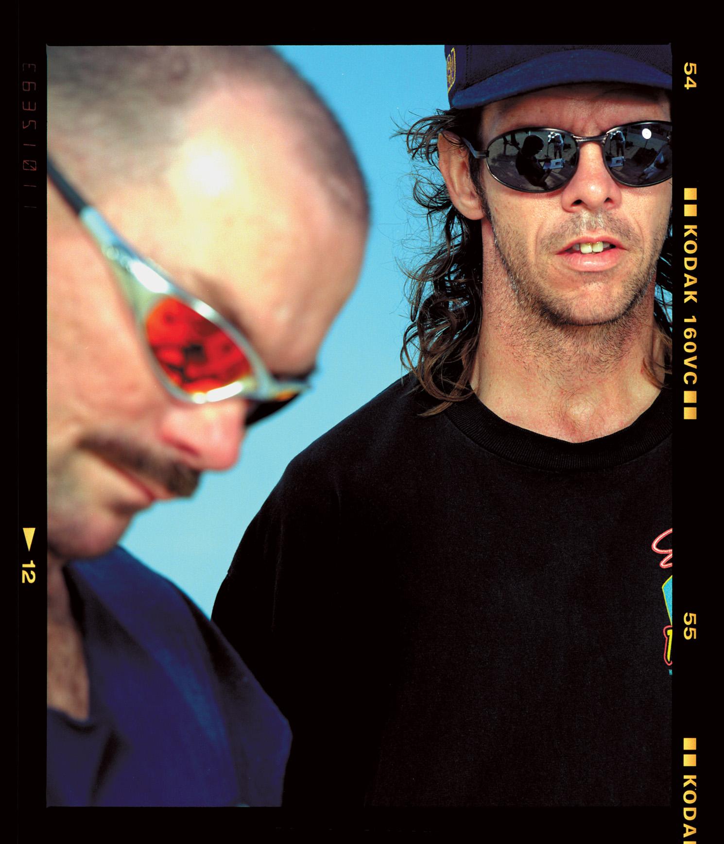 Bill & Eddie