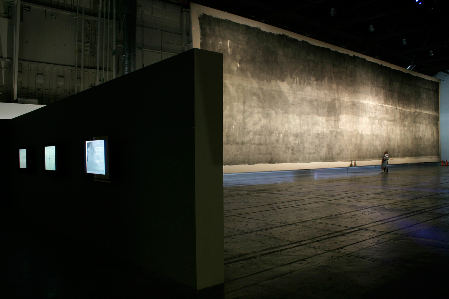 The Great Picture exhibited at the Art Center College of Design in 2007.