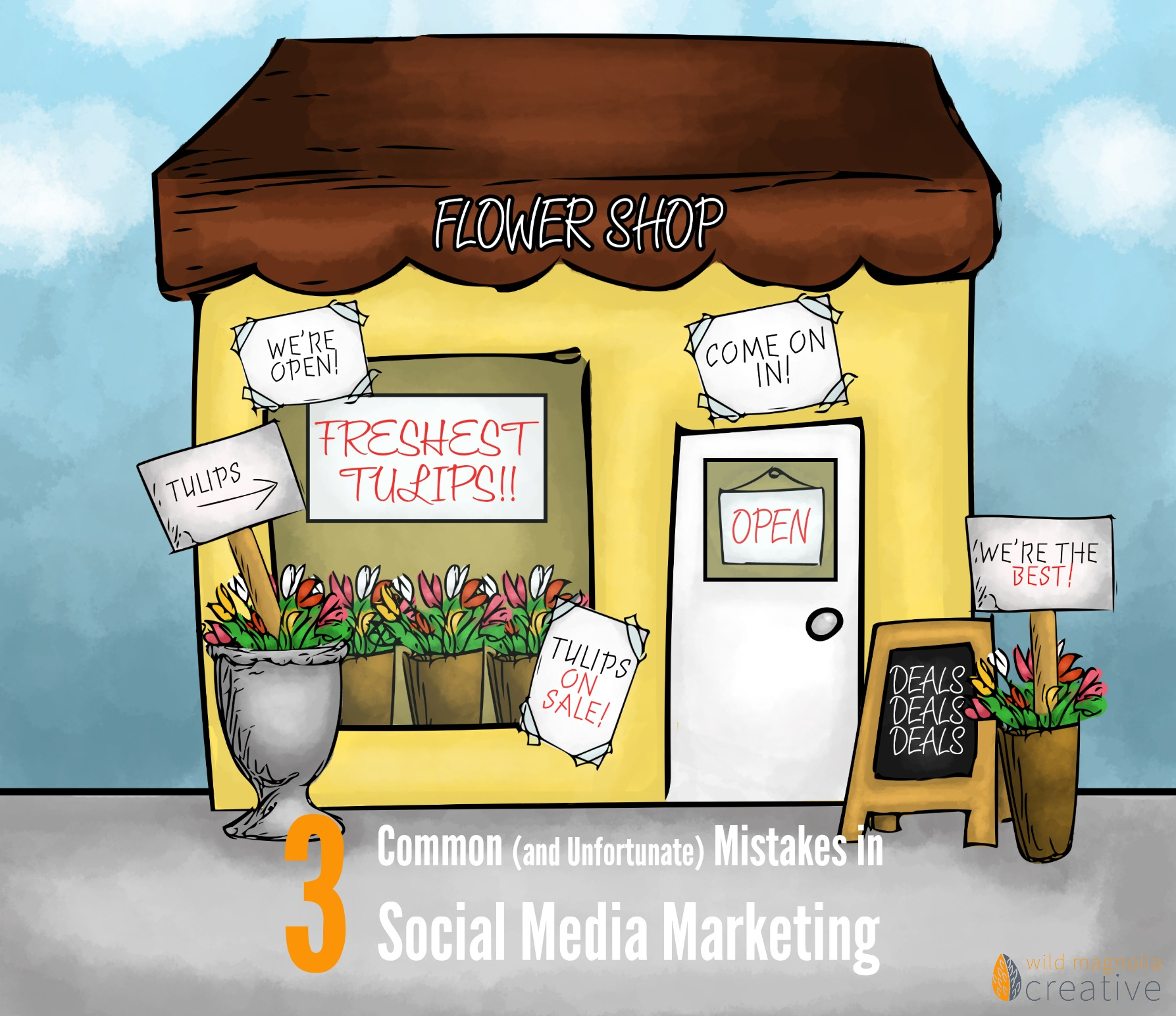 3 Common Mistakes in SMM