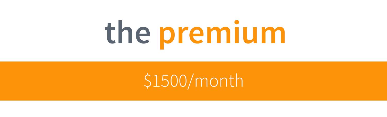 social media premium package