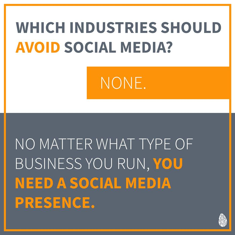 social media industries