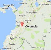 Usda Organic Coffee - AGPROCEM Colombia - Map